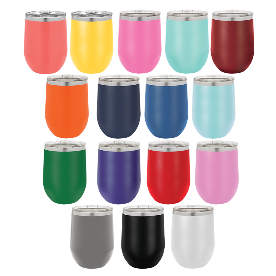 Personalized Insulated Wine Tumbler