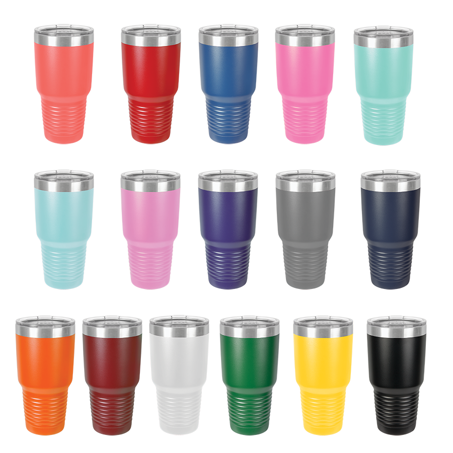 30oz Insulated Cups