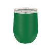 Personalized Green Wine Tumbler
