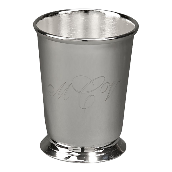Personalized Mint Julep Cups