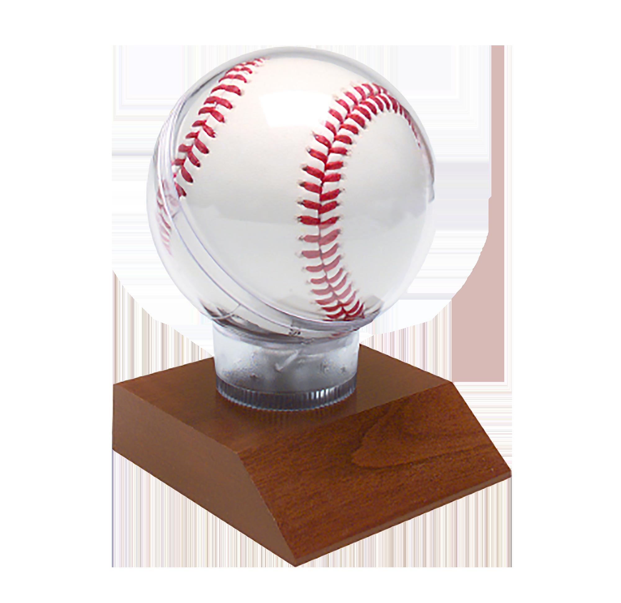 Personalized Baseball Trophy Award