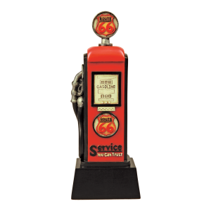 Gas Pump Trophy