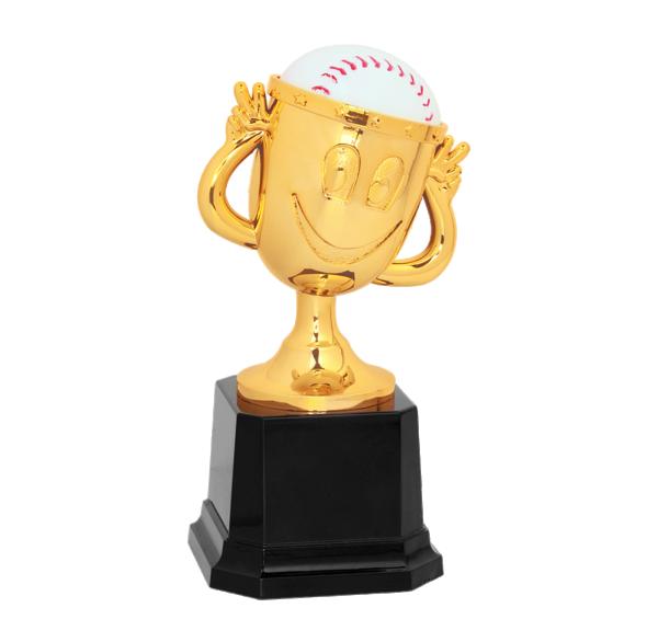 Baseball Trophy Award