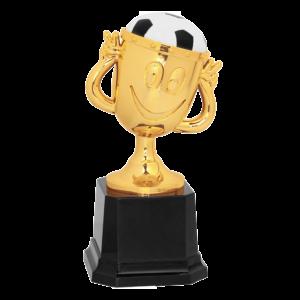 Soccer Trophy Award