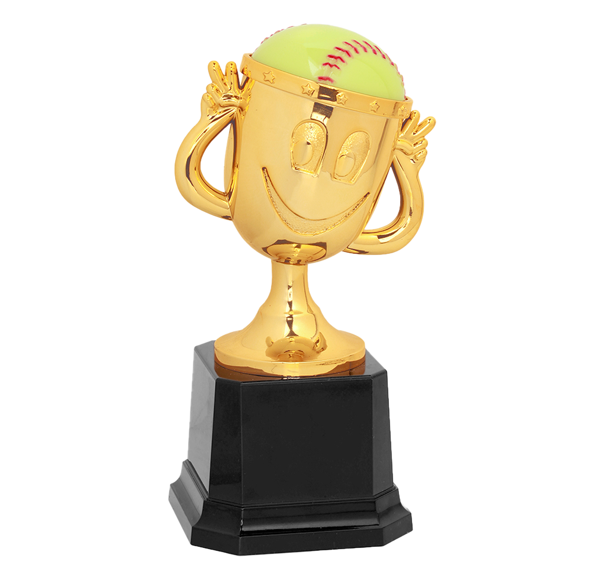Softball Trophy Award