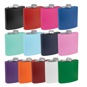 Personalized 6oz Flasks