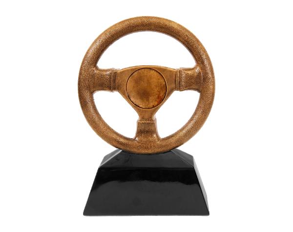 Steering Wheel Trophy