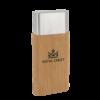 Bamboo Cigar Case