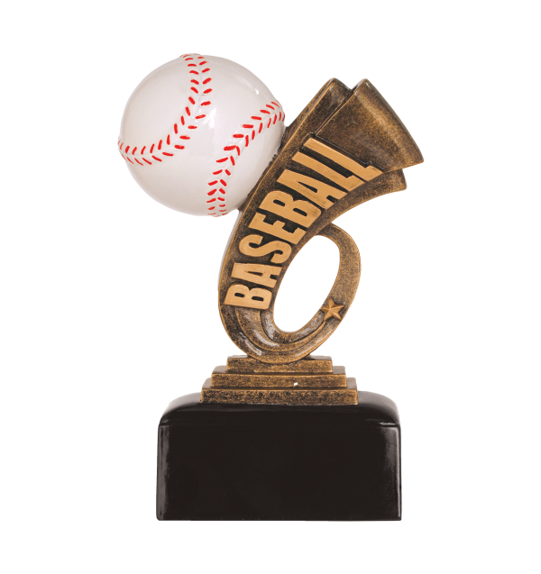 Baseball Award Trophy