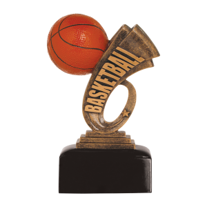 Basketball Award Trophy