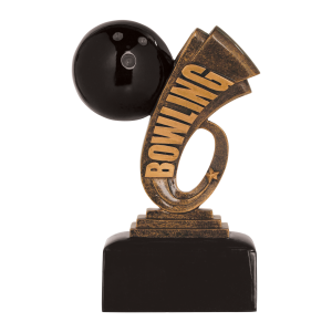 Bowling Award Trophy