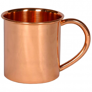 Engraved Moscow Mule Copper Cups