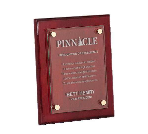 Glass-Plaque-Award