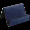 Blue Business Card Holder