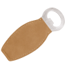 Personalized Light Brown Bottle Opener