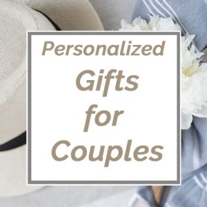 Personalized Gifts for Couples