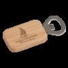 Personalized Maple Bottle Opener