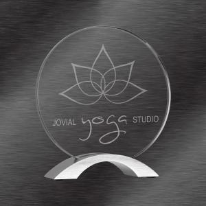 Cosmic Acrylic Award