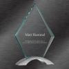 Achievement Award | Cosmic Diamond Acrylic Award