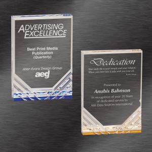Outstanding Achievement Award | Jewel Mirage Acrylic