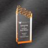 Riptide Acrylic Award Gold