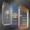 Outstanding Recognition Award | Riptide Acrylic | Choice of Color