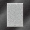 Acrylastone Gray Rectangle Plaque