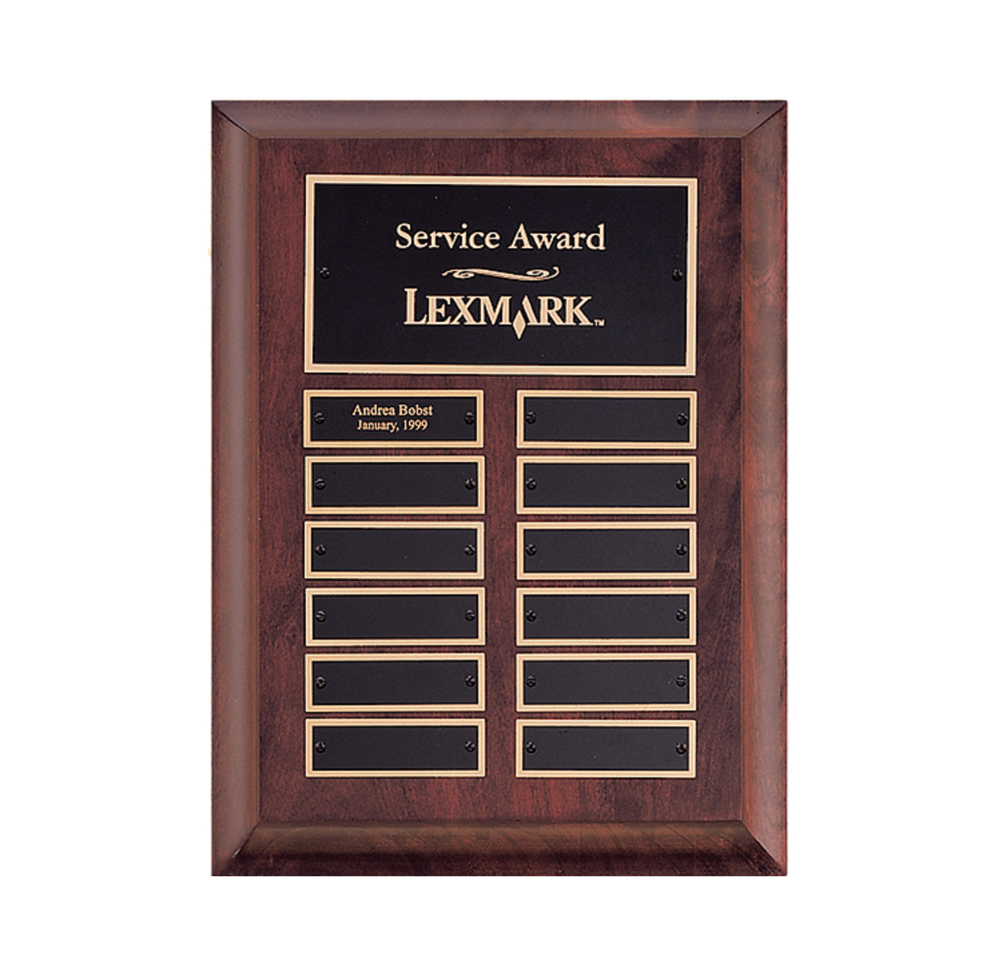 Recognition-plaques-cherry-finish-perpetual-plaque