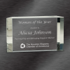 Crystal Facet Block Award
