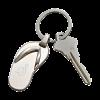 Personalized-Flip-Flop-Keychain