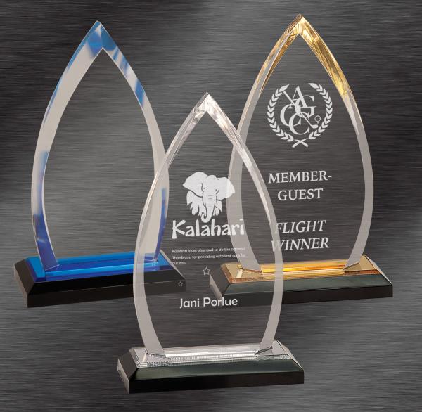 Oval Impress Award