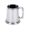 Personalized Metal Tankard