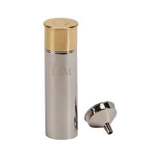 Personalized Shotgun Shell Flask