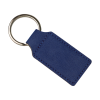 Blue Rectangle Keychain