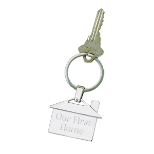 Personalized Closing Gifts For Buyers | Unique Home Keychains