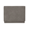 Personalized Gray Tri Fold Wallet