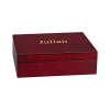 Personalized Wooden Keepsake Box | Rosewood