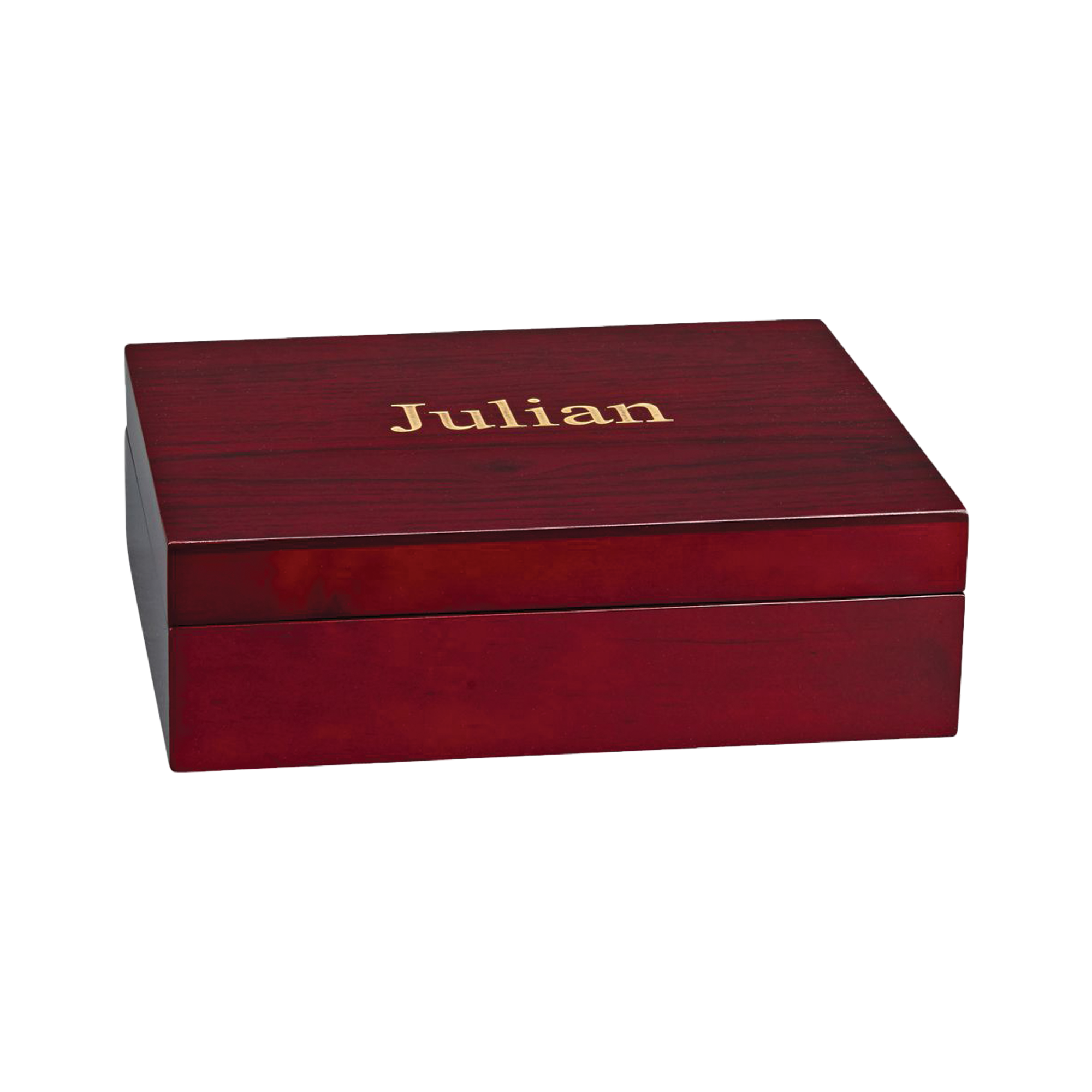 Personalized Rosewood Box