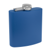 Personalized Flask Custom Flask Royal Blue