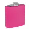 Personalized Flask Flasks for Women Pink