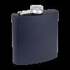 Personalized Flask Groomsmen Flask Navy Blue