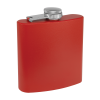 Personalized Flask Flasks for Men Red