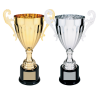"Trophy Cup | 12"" Metal 