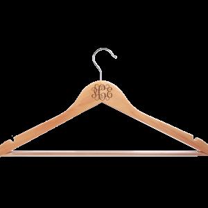 Personalized Wedding Dress Hanger | Bride Hanger