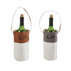 Personalized Wine Tote Bags | Canvas